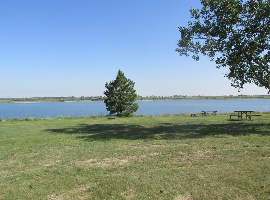Campsite #41 Wolf Creek Campground