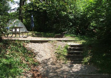 C Loop Site 3 - Tent Nonelectric
