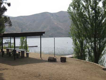 Camp site 9Site 9