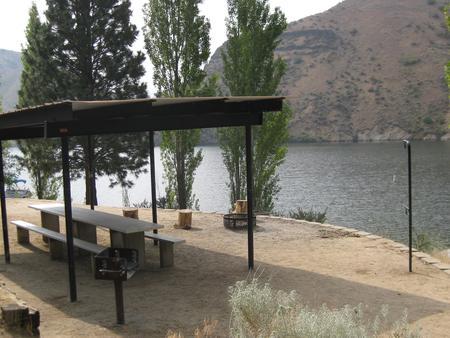 Camp site 14Site 14