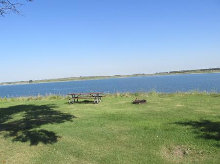 Campsite #53 Wolf Creek Campground