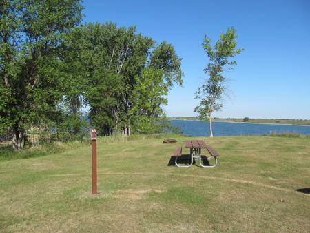 Campsite #65 Wolf Creek Campground