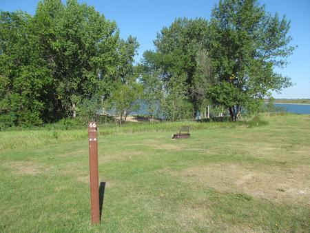 Campsite #66 Wolf Creek Campground
