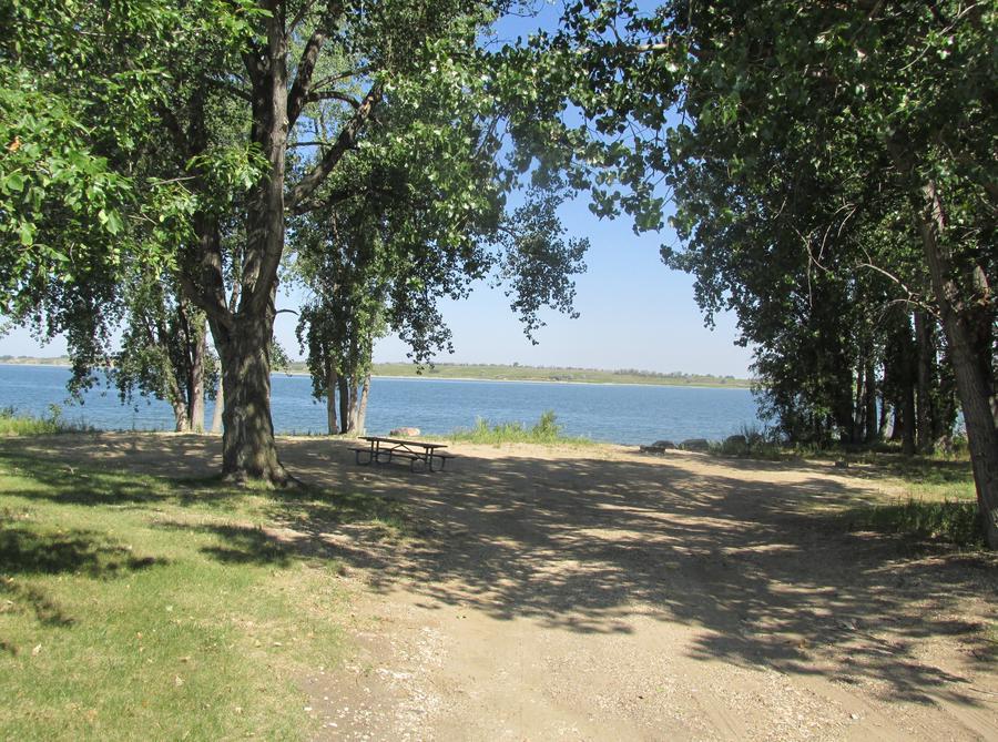 Campsite #67 Wolf Creek Campground