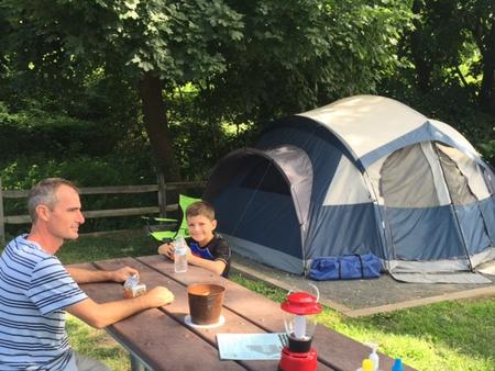 CAMP GATEWAY - STATEN ISLAND H4First Camper's arrived on opening day and return each year.
