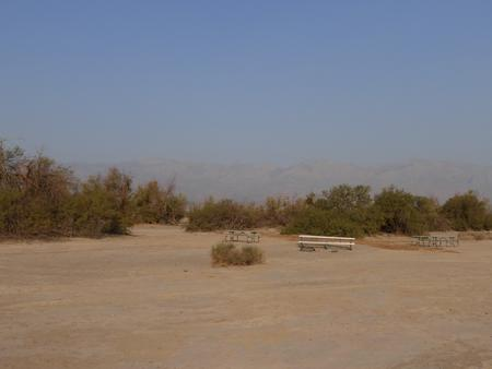 Furnace Creek Campground tent only group site #3.