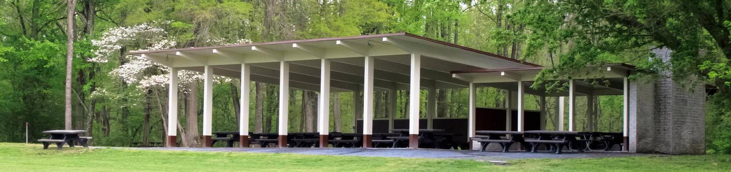 Carderock Recreation Area Pavilion
