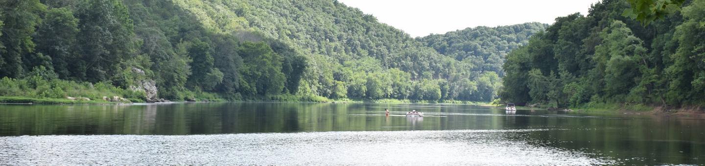 Potomac River at McCoys Ferry