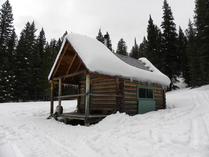 Preview photo of Beaver Creek Cabin (MT)
