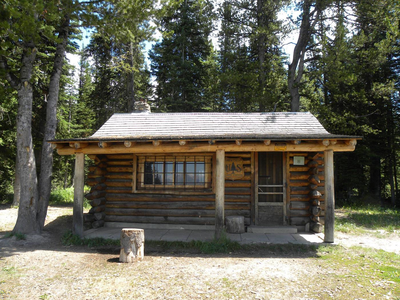 Cabin Creek Cabin, SummerCabin Creek Cabin