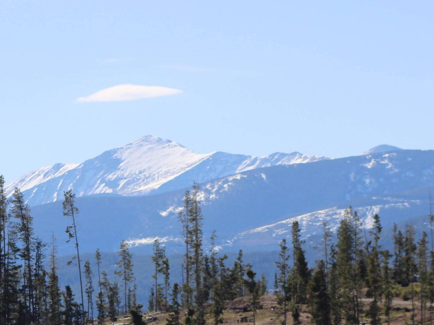 view from lakelake