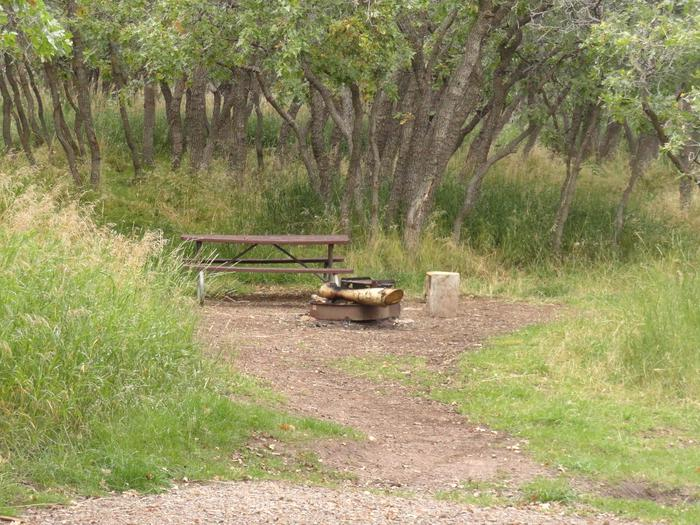 Buckboard CampgroundSite #1