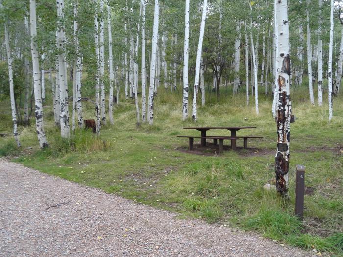 Buckboard CampgroundSite #3