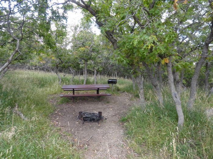 Buckboard CampgroundSite #10