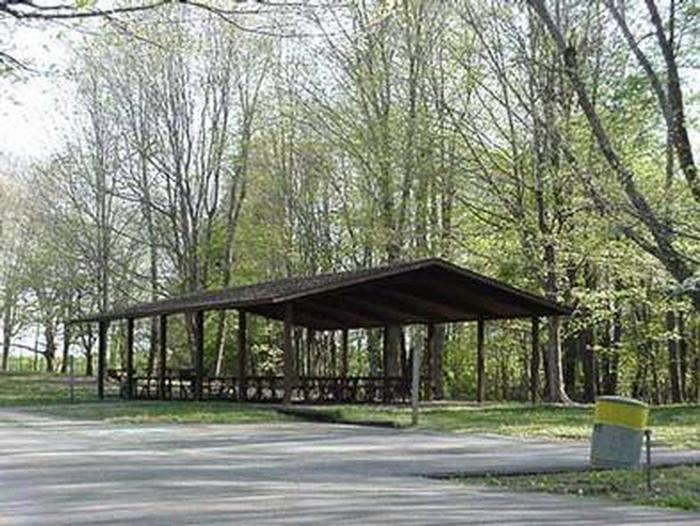 Bailey's Point Picnic Shelter