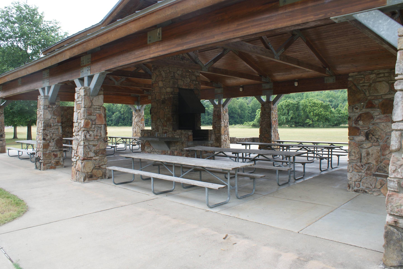 Tyler Bend Pavilion