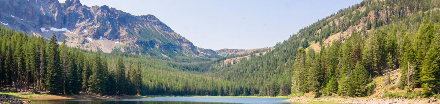 Malheur National Forest, Strawberry Lake