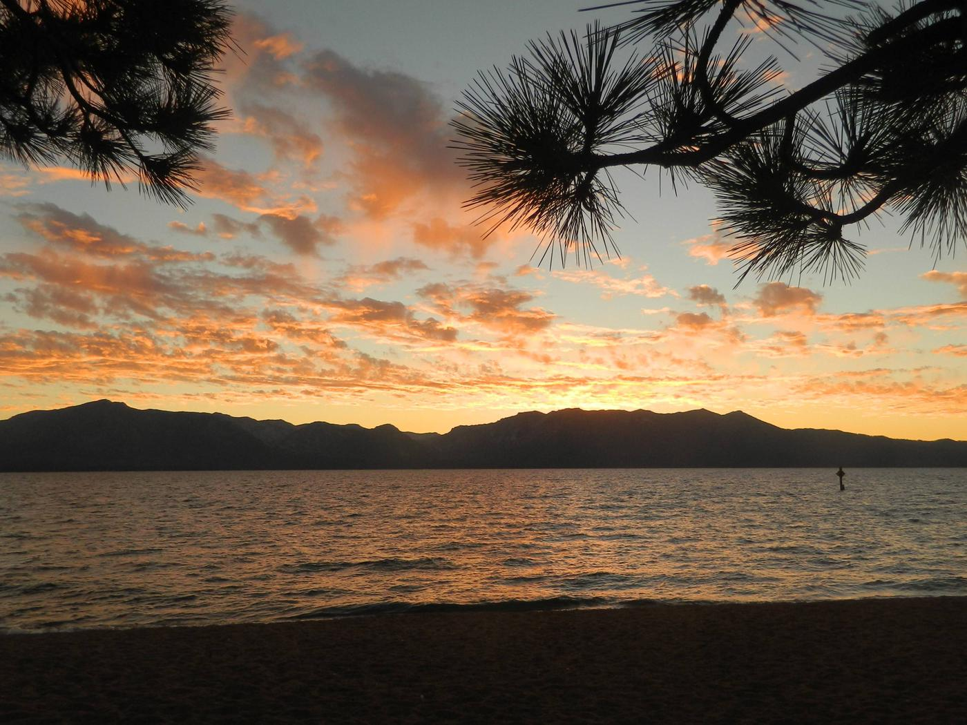 Nevada Beach Campground And Day Use Pavilion Lake Tahoe Basin Management Unit Recreation Gov