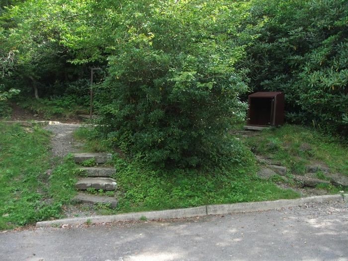 D Loop Site 1 - Tent Nonelectric