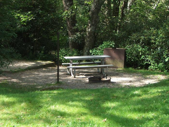 D Loop Site 5 - Tent Nonelectric