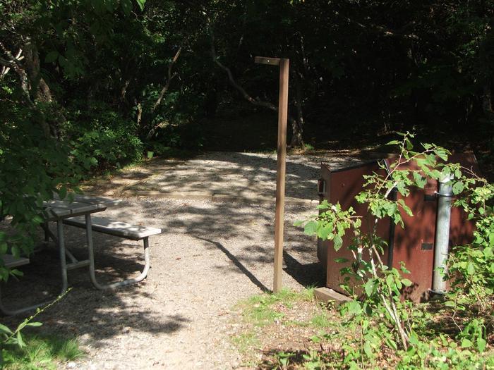 D Loop Site 6 - Tent Nonelectric
