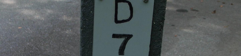 D Loop Site 7 - Tent Nonelectric