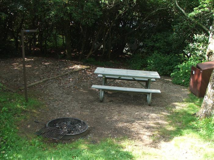 D Loop Site 9 - Tent Nonelectric