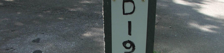 D Loop Site 19 - Tent Nonelectric