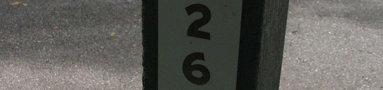 C Loop Site 26 - Tent Nonelectric