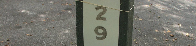 C Loop Site 29 - Tent Nonelectric