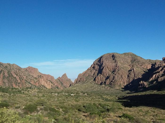 Preview photo of Chisos Basin (Big Bend)