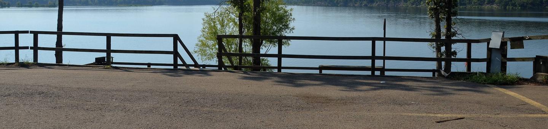 De Queen Lake Bellah Mine Park Campsite # 5Campsite #5