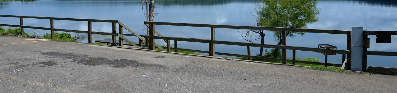 De Queen Lake Bellah Mine Park Campsite # 6Campsite #6