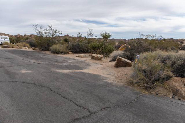 Cottonwood Site A-1Parallel parking