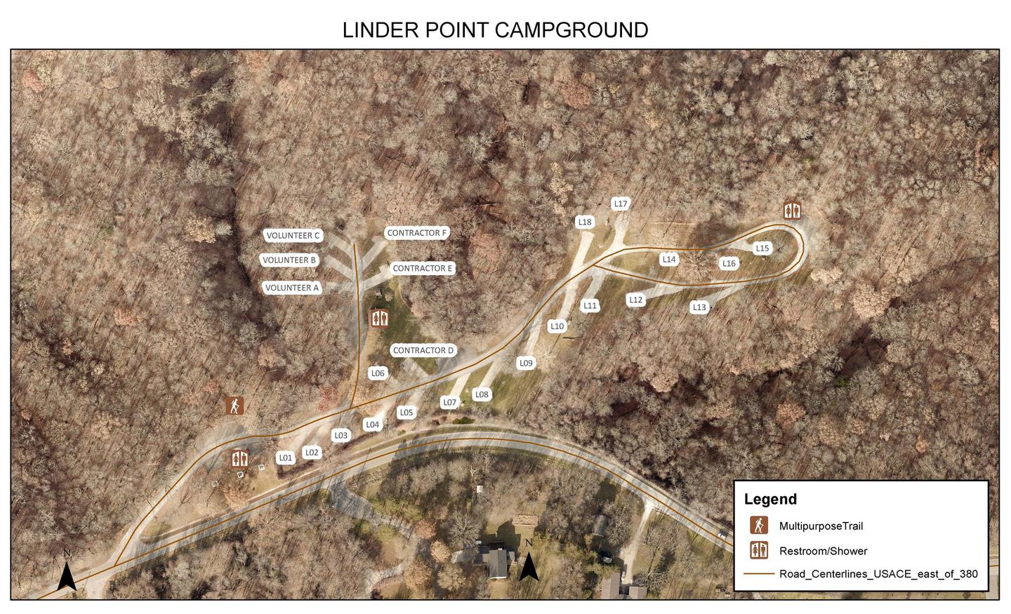Linder Point Campground