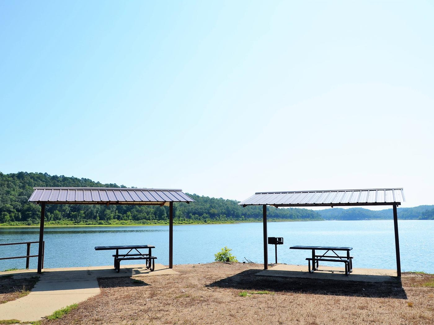 Gillham Lake Little Coon Creek Park Day Use