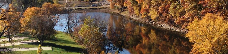 Tailwater West Pond