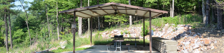 Gillham Lake Little Coon Creek Park Pavilion GS1Pavilion GS1