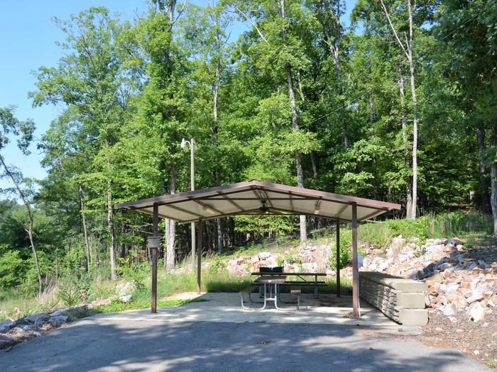 Gillham Lake Little Coon Creek Park Pavilion GS1Pavilion GS1