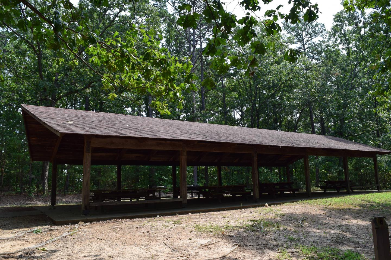 Pinewoods Recreation Area PavilionPavilion available for reservation