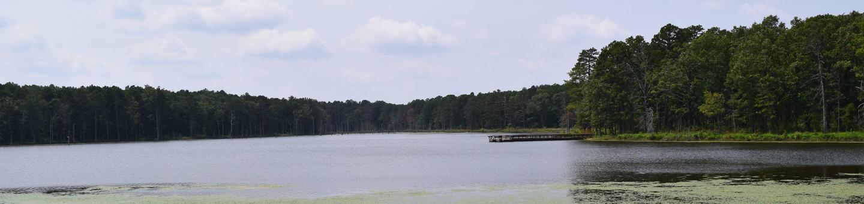 PINEWOODS LAKE RECREATION AREA Lake at Pinewoods Recreation Area