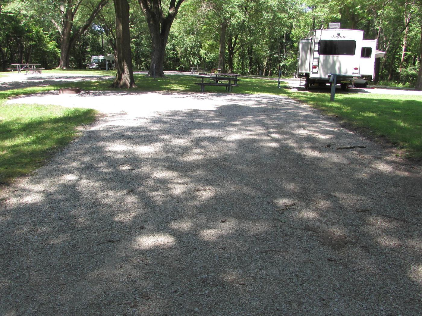 Campsite W11