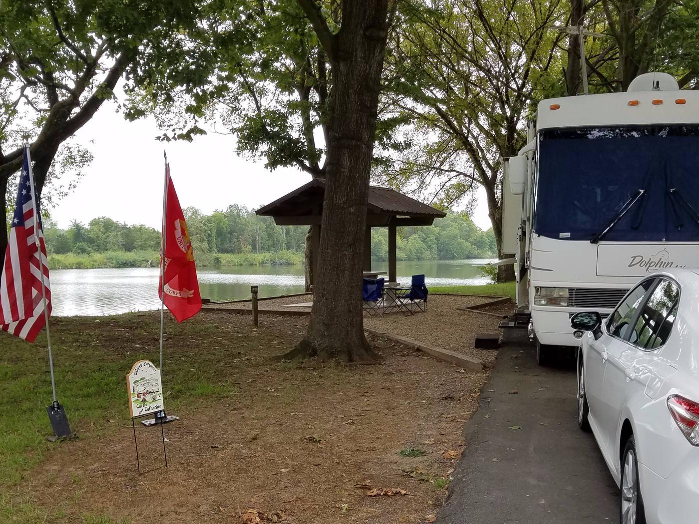 Campsite A18