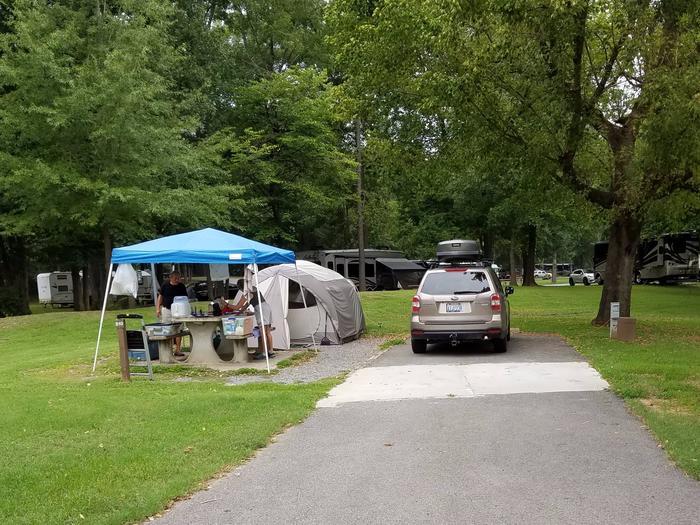 Campsite B10