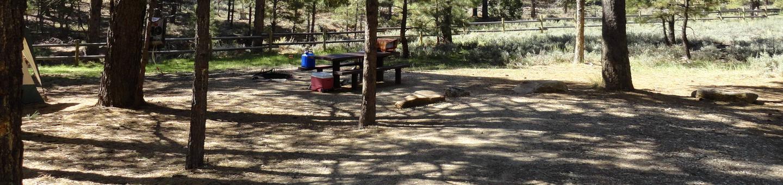 Campground Campsite 9