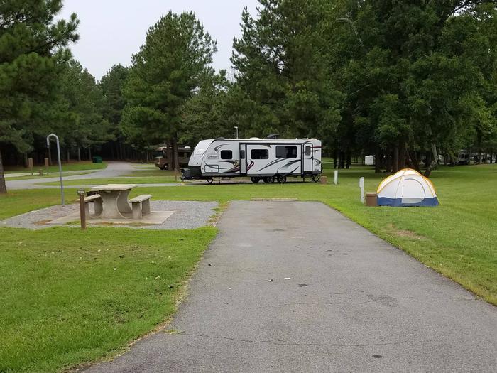 Campsite B19