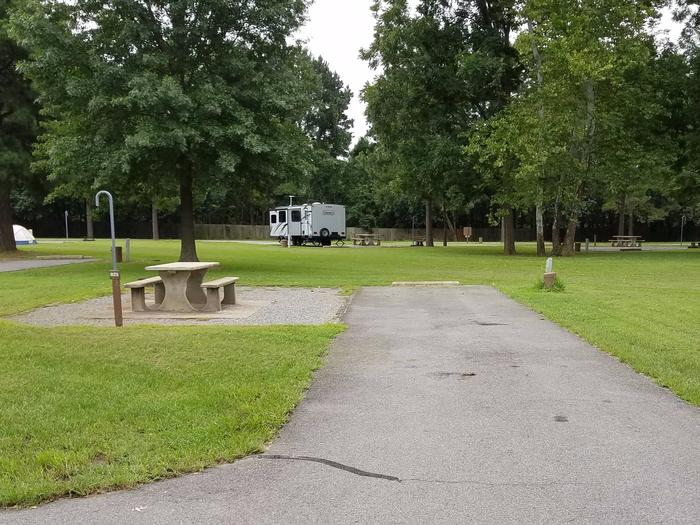 Campsite B25