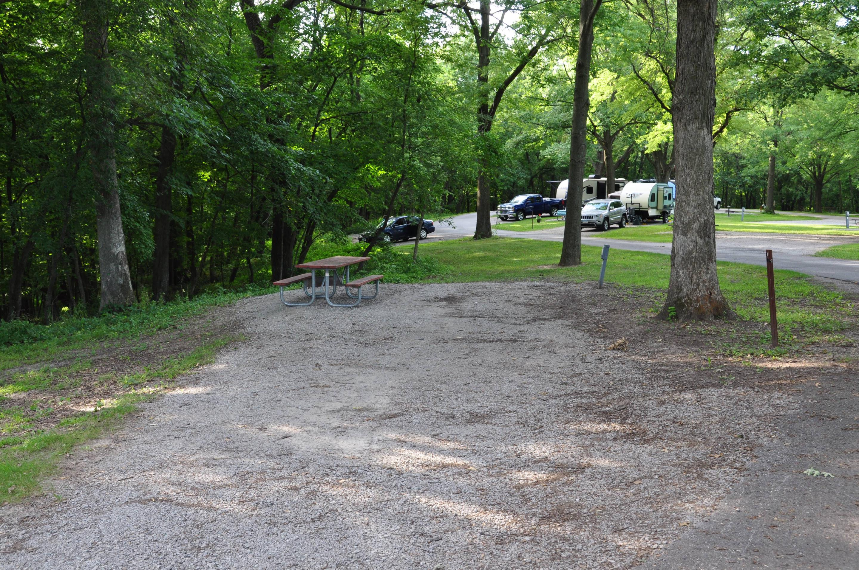 Campsite W14