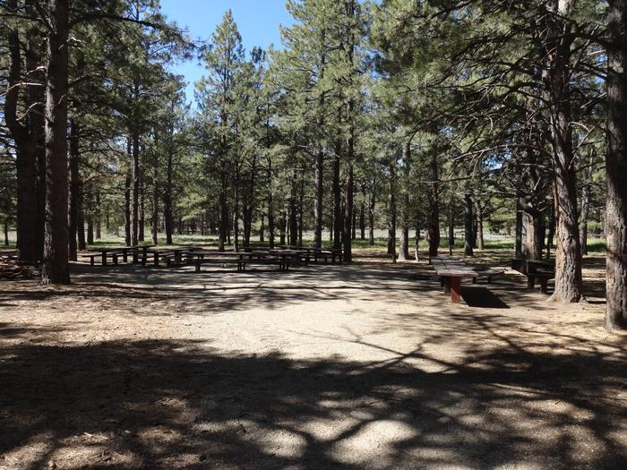 CampgroundNorth Group Site