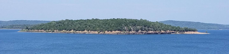 Bluff at Lake Tenkiller